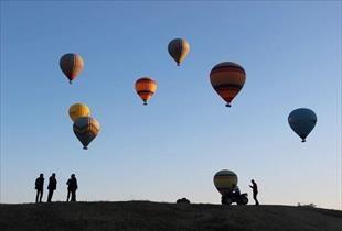 Kapadokya ya yerli ve yabancı turist ilgisi artıyor