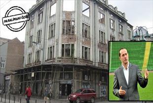Eski futbolcu Fatih Kol, Saraybosna ya lüks otel yapacak!