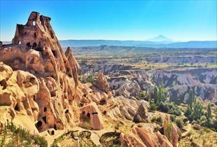 Kapadokya'da turist sayısı yüzde 50 düştü