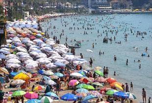 Türkiye nin turizm geliri azaldı