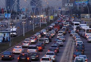 Trafikte mobil kaza tutanağı dönemi