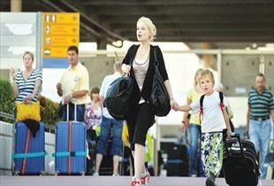 Rusya'dan 4 milyon turist