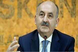 Bakan Müezzinoğlu: Emeklilikte yaş sınırını 65 e taşıyacağız