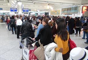 Turizm geliri 2016 da yüzde 30 azaldı