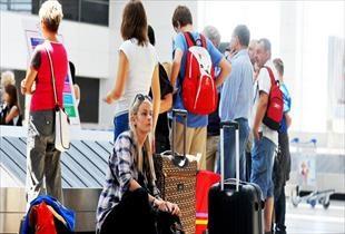 Antalya ya bu yıl 8 milyon yabancı turist bekleniyor