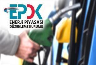 EPDK dan 8 akaryakıt şirketine 2,4 milyon lira ceza