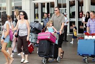 Ukrayna dan 1 milyonun üzerinde turist bekleniyor