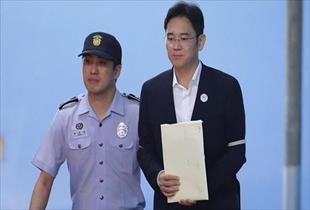 Samsung un patronu da polis kıskacında