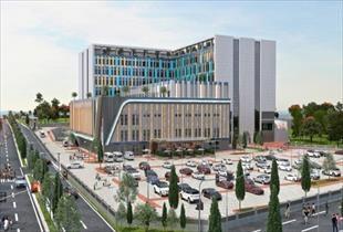 Malatya ya 300 yataklı yeni hastane
