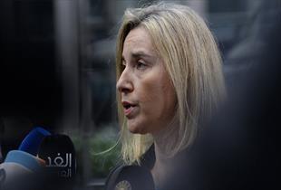 Mogherini: Türkiye deki Suriyeliler için 1,5 milyar euro aktaracağız
