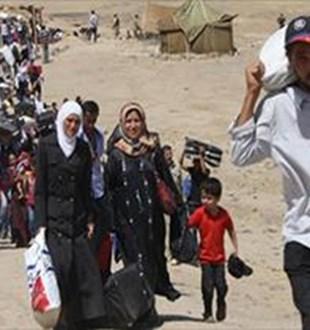 Suriyelilere TOKİ den ev!