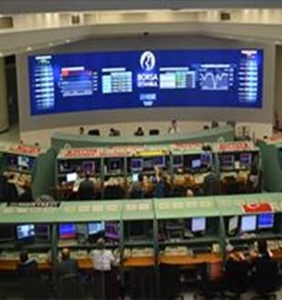 Borsada düşüş yüzde 4 ü aştı