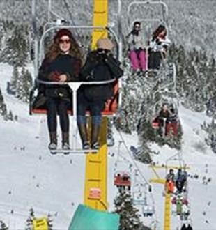 Kar, doluluğu yüzde 95 e taşıdı