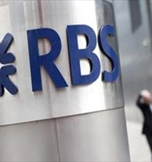 İngiliz bankası RBS'ye evrakta tahrifat suçlaması
