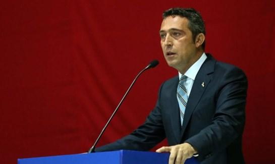 Fenerbahçe de Ali Koç heyecanı!