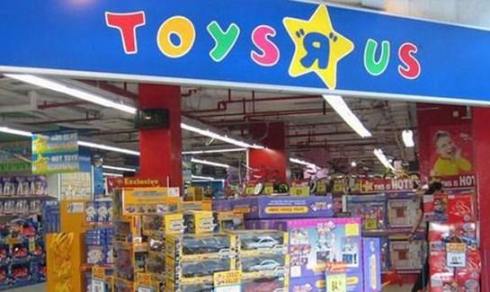 Oyuncak devi Toys  R  battı