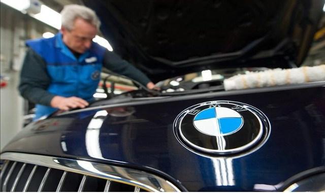 BMW, Çin deki 193 bin 611 aracını geri çağırıyor.
