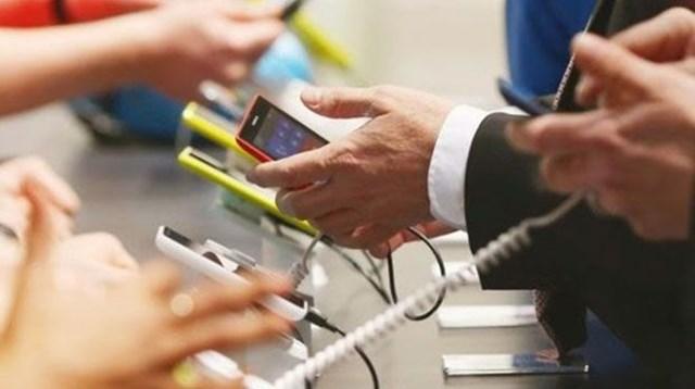 Telefon satışları rekor kırdı