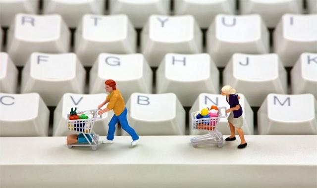 E-ticarete 'kâr' yağdı