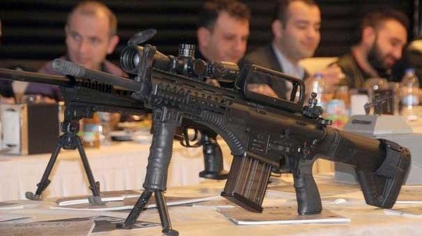 Milli tüfek  TSK ya teslim ediliyor!