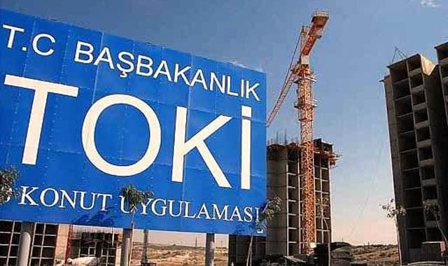 İstanbul da 5 ilçeye TOKİ piyangosu