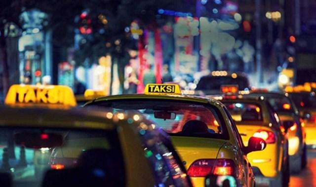 Taksilerde yeni dönem resmen başlıyor
