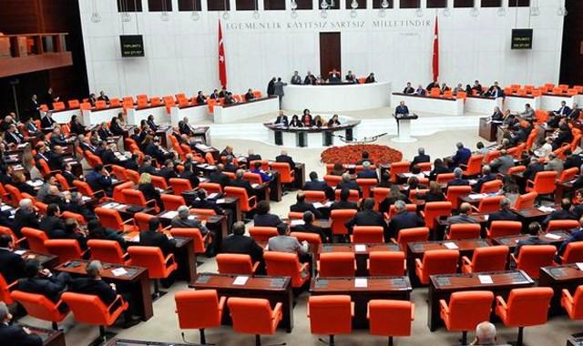 Sanayi ve üretime destek tasarısı Genel Kurul da kabul edildi