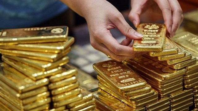 Altının gramı 5 haftanın en düşüğünde