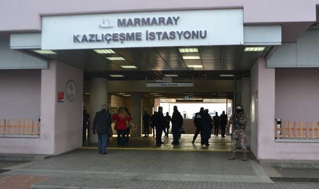 15-17 Temmuz da Marmaray ücretsiz olacak