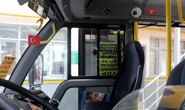 İstanbul da güvenli minibüslerin sayısı artıyor