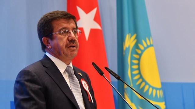 Kazak iş dünyasına  süper teşvik  teklifi