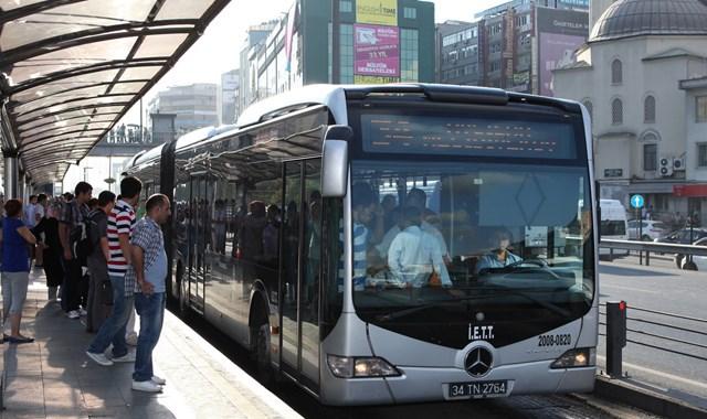 Metrobüsler için yeni düzenleme!