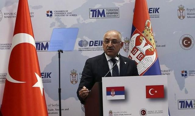 Mehmet Büyükekşi: Vize sorununun sağduyu ile çözüleceğine inanıyoruz