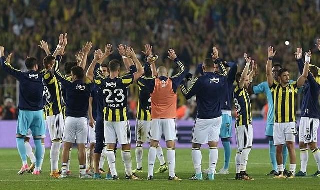 Fenerbahçe den üçüncü çeyrekte 25,6 milyon lira kâr