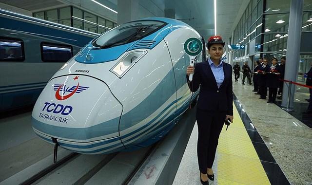YHT ler 40 milyon yolcu taşıdı