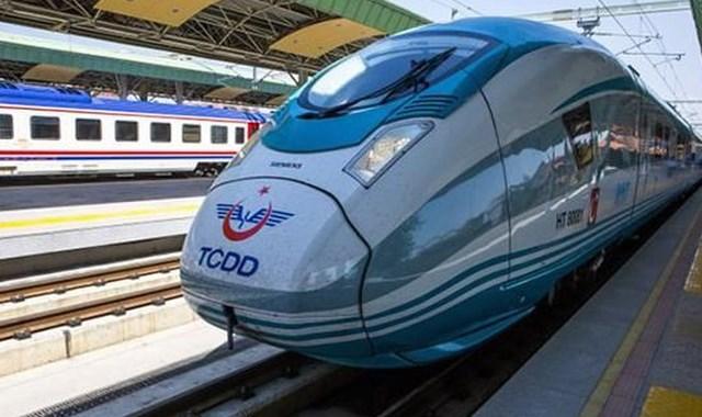 Yüksek hızlı tren kış tarifesine geçiyor