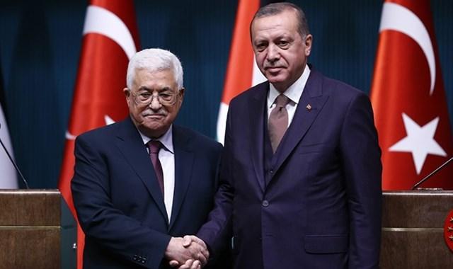 Türkiye den Filistin e 10 milyon dolar