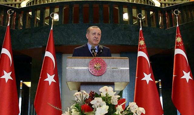Erdoğan dan kaymakamlara müjde