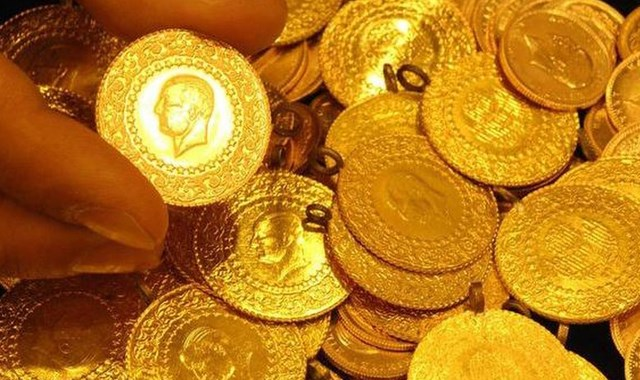 Bankalardaki altın hesapları rekor kırdı!