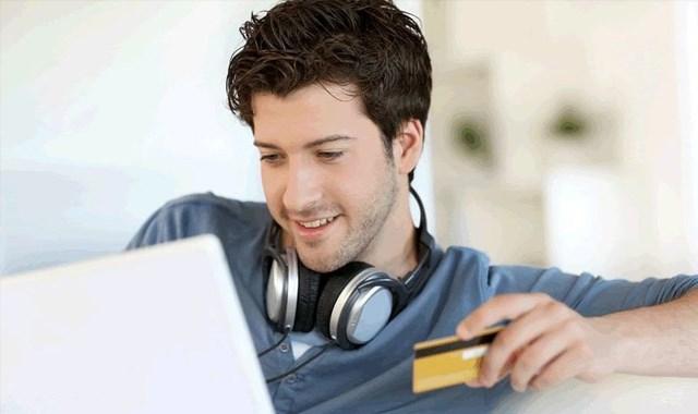 E-ticarete 1,3 milyon yeni erkek müşteri
