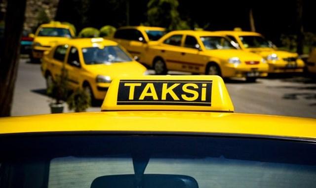 İstanbul da taksi plakalarında değişiklik