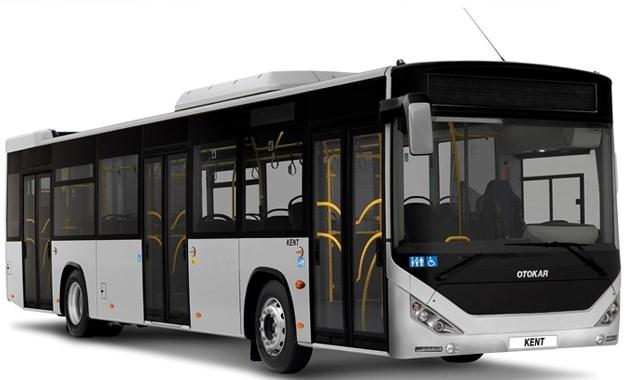 Amman ın 100 otobüslük ihalesini Otokar kazandı