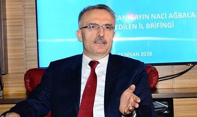 Maliye Bakanı Ağbal: Döviz ve petroldeki dalgalanmalar yatışacak