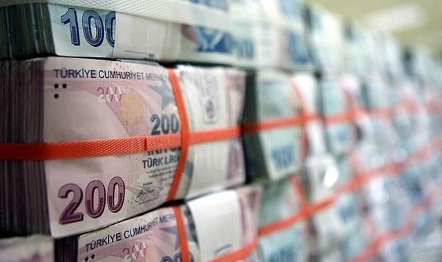 Krediler 2,3 trilyon liraya yükseldi