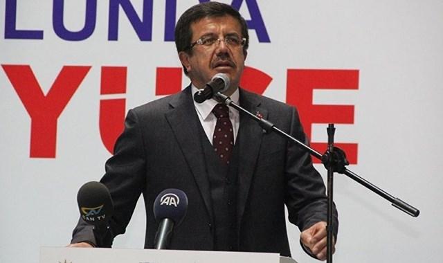 Ekonomi Bakanı Zeybekci den döviz açıklaması