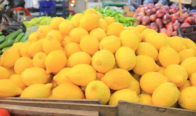 Limon fiyatları uçuyor!