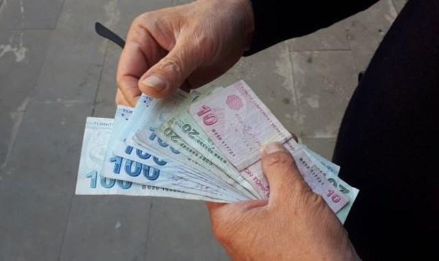 Yeni emekliye bin 600 lira…