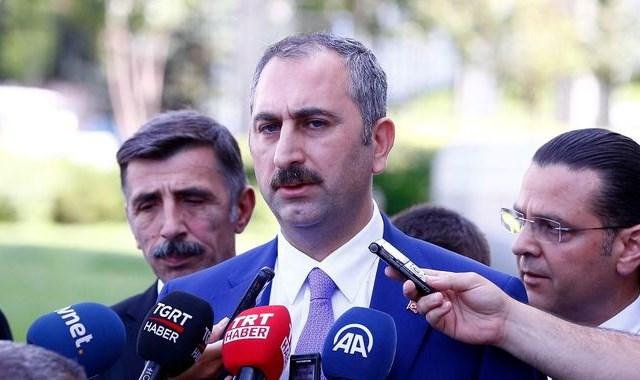 Adalet Bakanı Abdülhamit Gül açıkladı! 15 bin personel alınacak