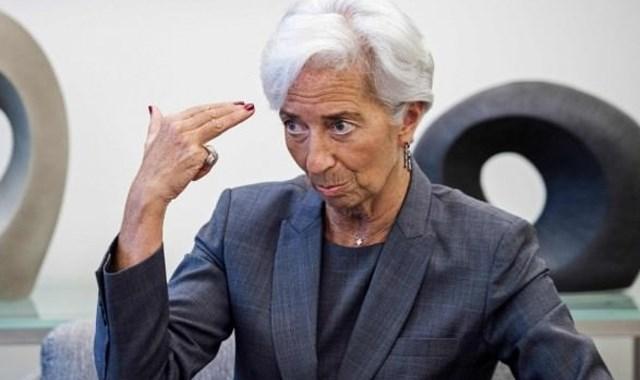 IMF başkanı ABD ve Çin i uyardı!