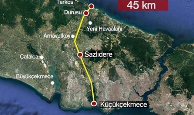 Kanal İstanbul hızlanacak